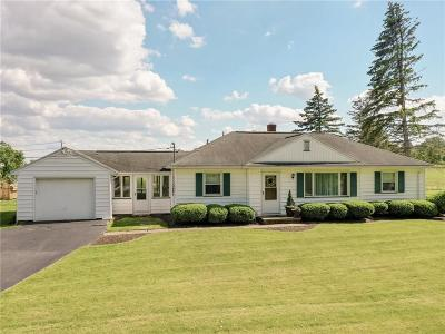 Monroe County Single Family Home A-Active: 279 Quaker Road