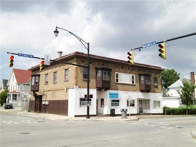 Monroe County Commercial For Sale: 1009 Plymouth Avenue