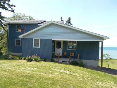 Single Family Home For Sale: 3268 Route 5