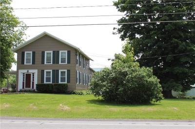 Genesee County Single Family Home Active Under Contract: 2866 W Main Street Road
