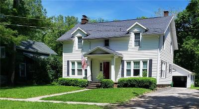 Hanover Single Family Home For Sale: 14 Oliver Place