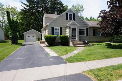 Orleans County Single Family Home A-Active: 22 High Street