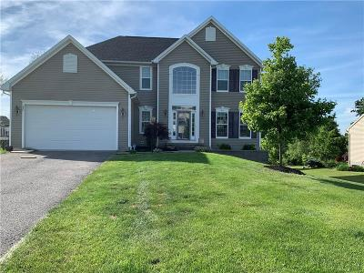 Orleans County, Monroe County, Niagara County, Erie County Single Family Home A-Active: 11 Blazing Star Circle