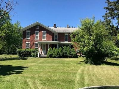 Penfield Single Family Home For Sale: 1503 Creek Street