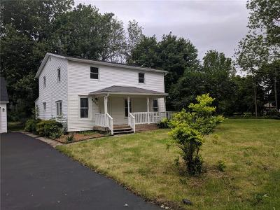 Genesee County Single Family Home For Sale: 6014 Sautell Road