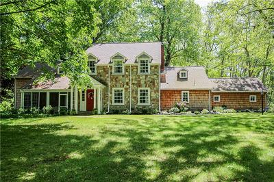 Pittsford Single Family Home A-Active: 64 Washington Road