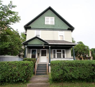 Rochester Single Family Home For Sale: 890 Goodman Street