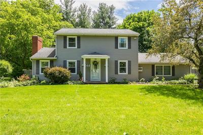 Pittsford Single Family Home Active Under Contract: 368 Marsh Road