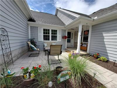 Pittsford Condo/Townhouse For Sale: 74 Greenwood Park