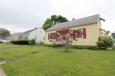 Monroe County Single Family Home U-Under Contract: 351 Dunn Street