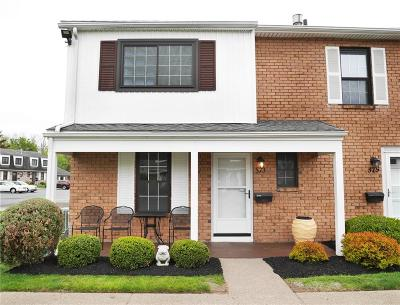 Rochester Condo/Townhouse A-Active: 573 French Road