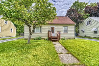 Rochester Single Family Home U-Under Contract: 436 Waring Road