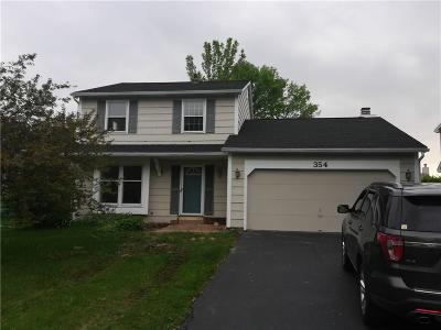 Rochester Single Family Home A-Active: 354 Pebbleview Drive