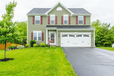Single Family Home For Sale: 5192 Overlook Lane