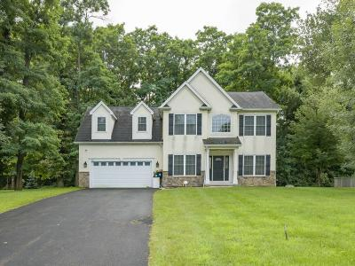 Webster Single Family Home Active Under Contract: 511 Sweet Maple