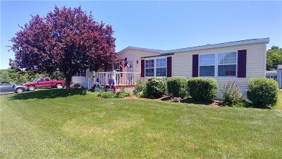 Lyons Single Family Home For Sale: 1779 Ross Road #43