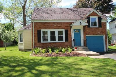 Rochester Single Family Home U-Under Contract: 143 Valley Road