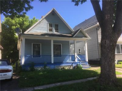 Rochester Single Family Home A-Active: 344 Bernard Street