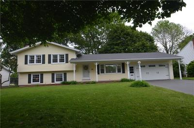 Rochester Single Family Home U-Under Contract: 312 Killarney Drive