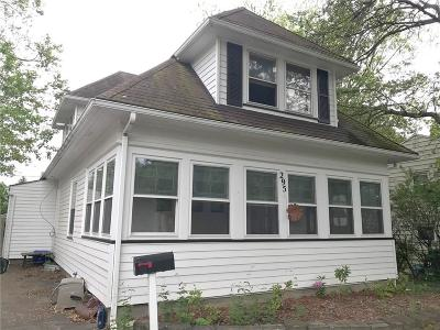 Rochester Single Family Home A-Active: 295 Zuber Road