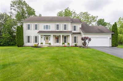 Pittsford Single Family Home For Sale: 6 Soho Circle