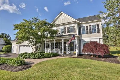 Pittsford Single Family Home A-Active: 17 Langley Rise