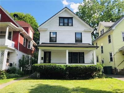 Rochester Single Family Home A-Active: 33 Sawyer Street