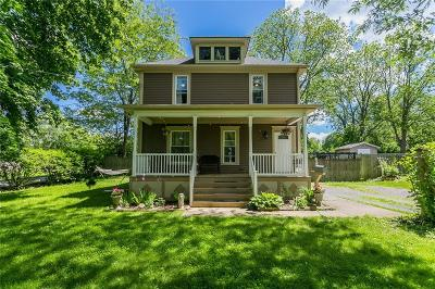 Single Family Home A-Active: 117 Clark Street