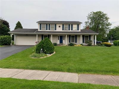 Rochester Single Family Home A-Active: 10 Cider Creek Lane