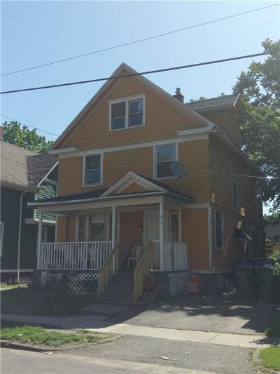 Monroe County Multi Family 2-4 A-Active: 460 Colvin Street