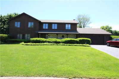 Rochester Single Family Home A-Active: 44 Twin Circle Drive