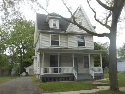 Monroe County Multi Family 2-4 A-Active: 97 Locust Street