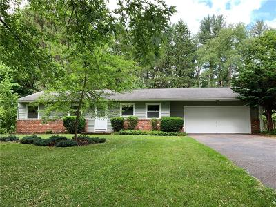 Perinton Single Family Home Active Under Contract: 89 Harvest Road