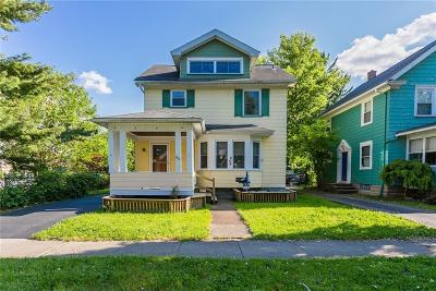 Rochester Single Family Home U-Under Contract: 609 Cedarwood Terrace