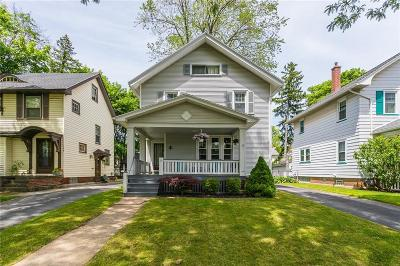 Rochester Single Family Home For Sale: 118 Marlborough Road