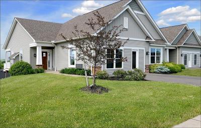 Victor Single Family Home For Sale: 6968 Silverton Glenn