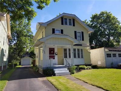 Rochester Single Family Home Active Under Contract: 233 Aldine Street