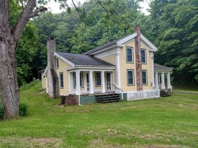 Single Family Home A-Active: 3793 County House Road