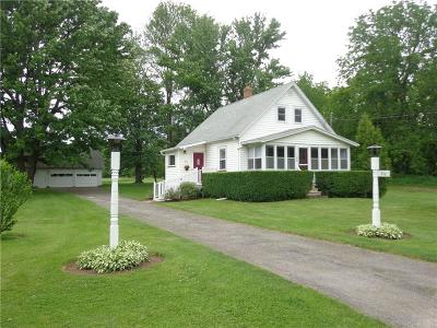 Monroe County Single Family Home A-Active: 615 Trimmer Road