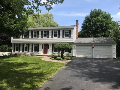 Pittsford Single Family Home For Sale: 20 Guilford Way