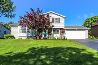 Rochester Single Family Home U-Under Contract: 59 Orchard Creek Circle