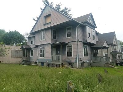 Monroe County Multi Family 2-4 A-Active: 225 Fulton Avenue