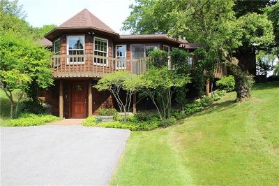 Pittsford Single Family Home A-Active: 496 Smith Road