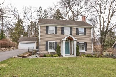 Pittsford Single Family Home For Sale: 27 E Jefferson Road