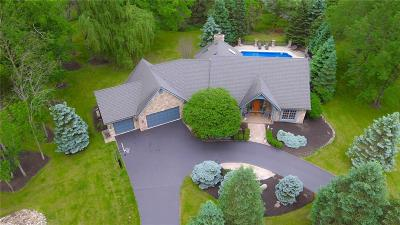 Pittsford Single Family Home For Sale: 11 Sunrise Park