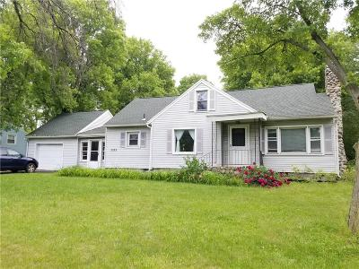 Brighton Single Family Home Active Under Contract: 2282 W Henrietta Road