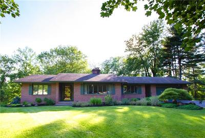 Pittsford Single Family Home For Sale: 24 Sand Brook Road