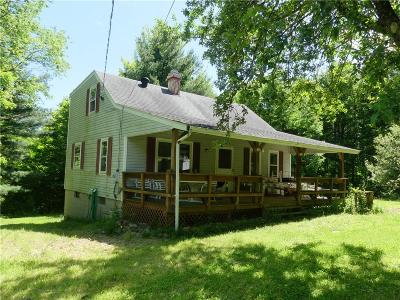 Single Family Home For Sale: 9093 Dutch Hill Road