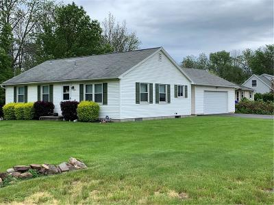 Monroe County Single Family Home A-Active: 1342 Manitou Road