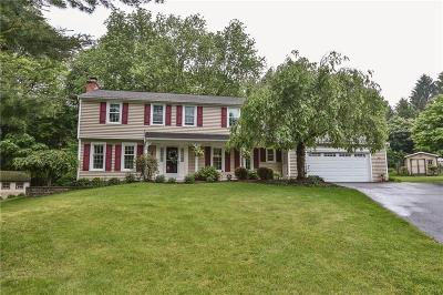 Pittsford Single Family Home A-Active: 7 Sugarwood Drive